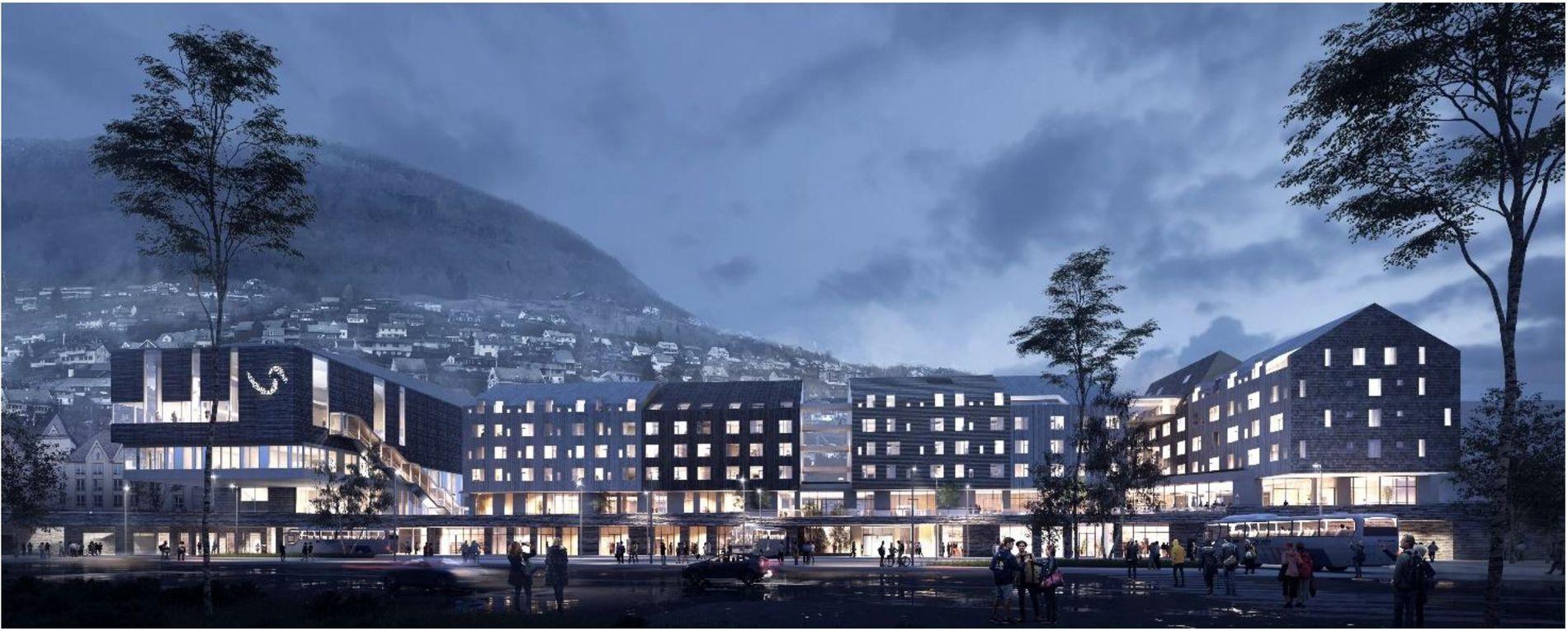 Voss Stasjon Hotell